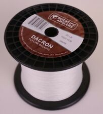 Scientific Anglers Dacron Fly Line Backing 1000 Yards 20 lbs White ON SALE