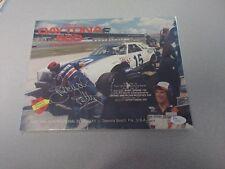 Richard Petty Signed Autographed 1979 Daytona 500 Program JSA COA NASCAR Vintage