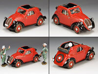 LW053 Luftwaffe Topolino LE250 by King and Country