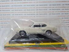 Ford Capri GT XLR 1700 - 1970 + fascicolo FABBRI - Quattroruote Collection 1:24