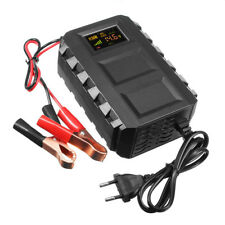 Intelligent 12V 20A Automobile Lead Acid Battery Charger Car Motorcycle Latest