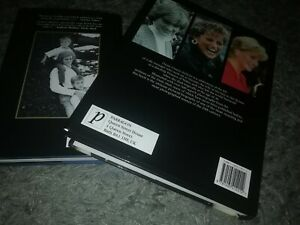 Princess DIANA unseen archives and Her true story in her own words used books