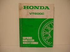 HONDA VT600C VT 600 MANUEL REVUE  ATELIER WORKSHOP MANUAL  WERKSTATT-HANDBUCH