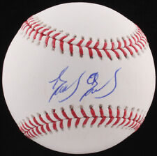 DOMINGO GERMAN SIGNED OFFICIAL MLB RAWLINGS BASEBALL NY YANKEES PITCHER MAB HOLO