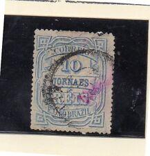 Brasil Sello para Periodicos del año 1890 (DE-363)