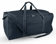 b080df9bd72334 Mens EXTRA LARGE BIG Sports Gym Duffle Holdall Bag TRAVEL WORK BLACK WEEKEND