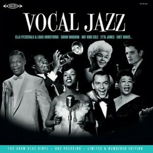 Various - Vocal Jazz - RSD 2017 (Vinyle + CD)