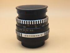 Carl Zeiss Jena 50mm f1.8 Pancolar M42 Prime Lens - (#22)