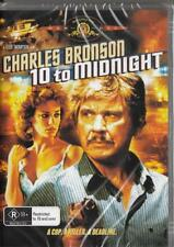 10 TO MIDNIGHT - CHARLES BRONSON - NEW & SEALED DVD - FREE LOCAL POST