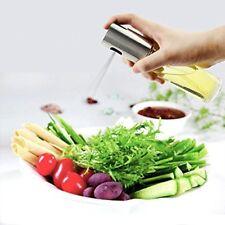 Oil Sprayer for Cooking, FrontTech Olive Oil Sprayer Glass Bottle