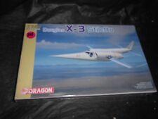 DRAGON 4637 1/144 DOUGLAS X-3 STILETTO 1+1 PLASTIC MODEL KIT