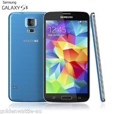 "5.1"" Samsung Galaxy S5 SM-G900A 4G LTE Smartphone Android 4.4 2/16GB AAA+ Blu"