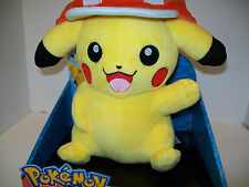 Large Pikachu with Ash's Hat
