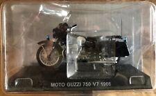"DIE CAST "" MOTO GUZZI 750 V7 1966 "" SCALA 1/43 CARABINIERI"
