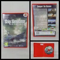 Ship Simulator Extremes PC DVD ROM Windows XP Vista, Windows 7