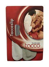 Tacco Slip Heel Grip Leather 6 Pairs Pack