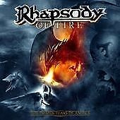 Rhapsody Of Fire The Frozen Tears Of Angels (ltd. Digi Bo CD