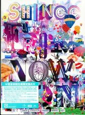 SHINEE-SHINEE THE BEST FROM NOW ON (TYPE-A)-JAPAN 2 CD+BLU-RAY+BOOK Ltd/Ed O70