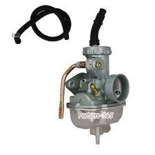 Carburetor for Honda XR50 CRF50 Intake 20mm pit bike PZ20 Carb Kit Fuel Filter