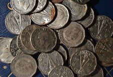 1945 VICTORY - Roll of 40 circulated Nickels ~ Average circulated