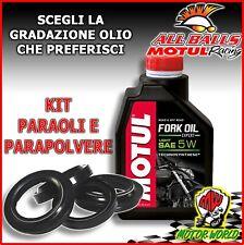 KIT REVISIONE FORCELLA PARAOLI PARAPOLVERE OLIO Honda CBR 600 RR 2003 2004