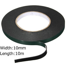 10m Double Waterproof Sided Foam Tape Strong Adhesive For Car Trim Plate Mirro