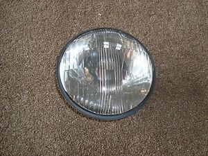 Ford Cortina mk2 N.O.S  Carello Headlamp  for a l.h.d.