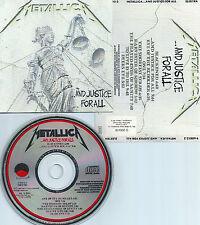 METALLICA-...AND JUSTICE FOR ALL-88-ELEKTRA/ASYLUM REC200478D-SRC-11-USA-CD-MINT