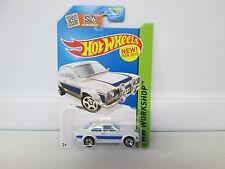 Hot Wheels 1970 Ford Escort RS1600