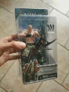 Figurine Resident Evil 4 KRAUSER Neca Neuve Sous Blister