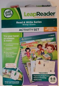 LeapFrog LeapReader Reading and Writing System, Green NEW OPEN BOX DISCONTINUED
