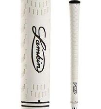 13 NEW Lamkin PERFORMANCE PLUS 3GEN - White - STANDARD Size - Golf Grips