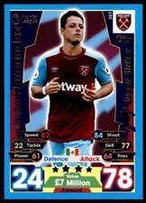 Match Attax 17-18 Javier Hernandez West Ham United Super Striker No. 357
