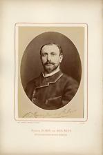 Ant. Meyer, Photog. Colmar, Baron François Zorn de Bulach (1828-1890), homme pol