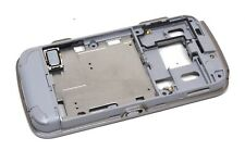 Nokia N86 8MP - Middle Cover D-Cover Chassis Silver White New Original
