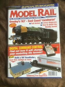 Model Rail (magazine) No.17 March 2000.