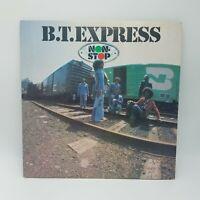 B.T. EXPRESS ~ Non Stop ~ Original 1975 Vinyl LP Rare Soul Funk Disco Record