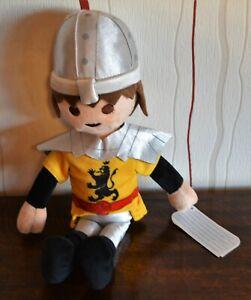 "Playmobil PLÜSCHFIGUR ""RITTER"", 30 cm, Neu"