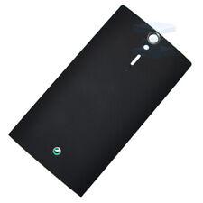 Black Battery Cover For Sony Xperia S Xperia Nozomi Original Part