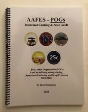 Aafes Pogs Illustrated Catalog and Price Guide