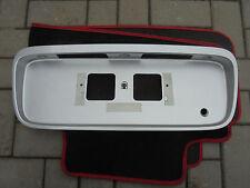 96-00 Honda Civic Coupe VTi EM1 OEM Rear Trunk License Plate Filler Panel EDM