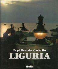 LIGURIA PEPI MERISIO CARLO BO ALDO ROSSI 1981 BOLIS (JA869)