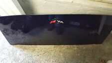 98-04 Corvette C5 Z06 ZO6 FRC Convertible Deck Lid Trunk USED GM NAVY BLUE