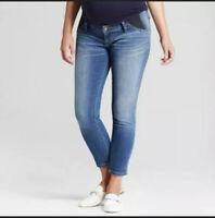 Skinny Crop Jeans - Isabel Maternity by Ingrid & Isabel Size 16