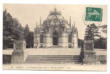 dreux  la chapelle saint-louis  , vu des jardins