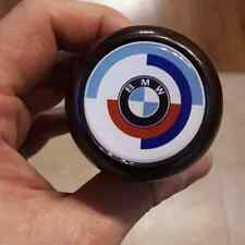 BMW Vintage logo Badge 3D sticker Gear knob Rondell Badge BMW Motorsport E30 E3