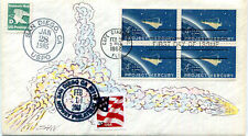 PREMIUM CACHETED VERY RARE Challenger & Columbia Disaster dual event cover