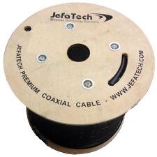 JEFA Tech Low Loss 400 Coax - 500 ft. Reel LL400