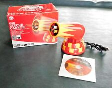 Dream Cheeky USB Missile Launcher Circus Cannon w Rocket Babes & Net