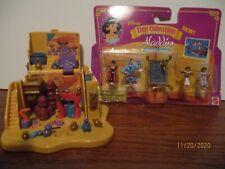 Polly Pocket Disney Aladdin Agrabah Marketplace 1995 Bluebird+Tiny Collection
